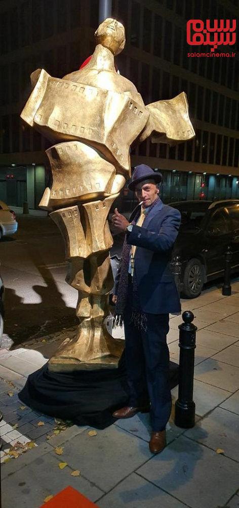 داود محمدآبادی در سیزدهمین فستیوال گراند آف لهستان برای فیلم «جا در جا»