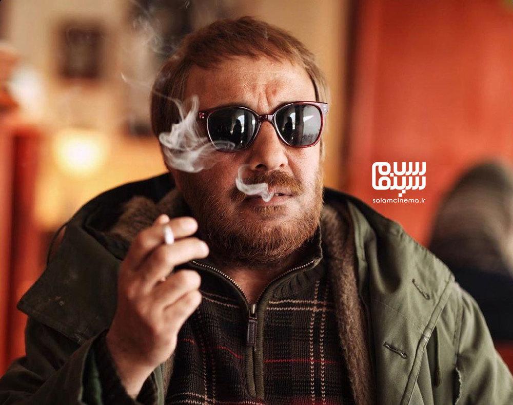 رضا عطاران در فیلم «روشن»