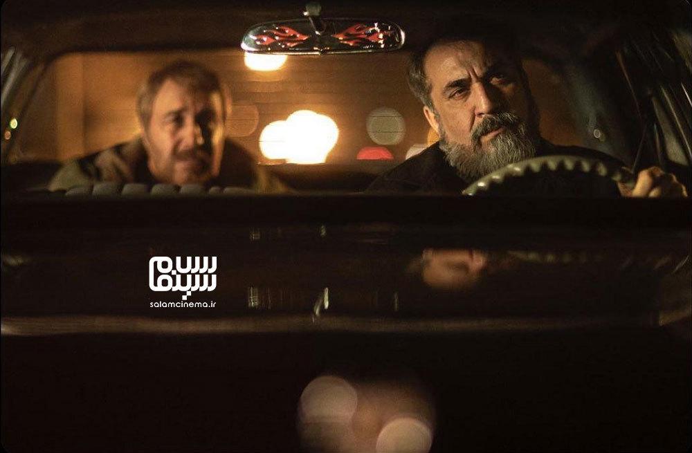 سیامک انصاری در فیلم «روشن»