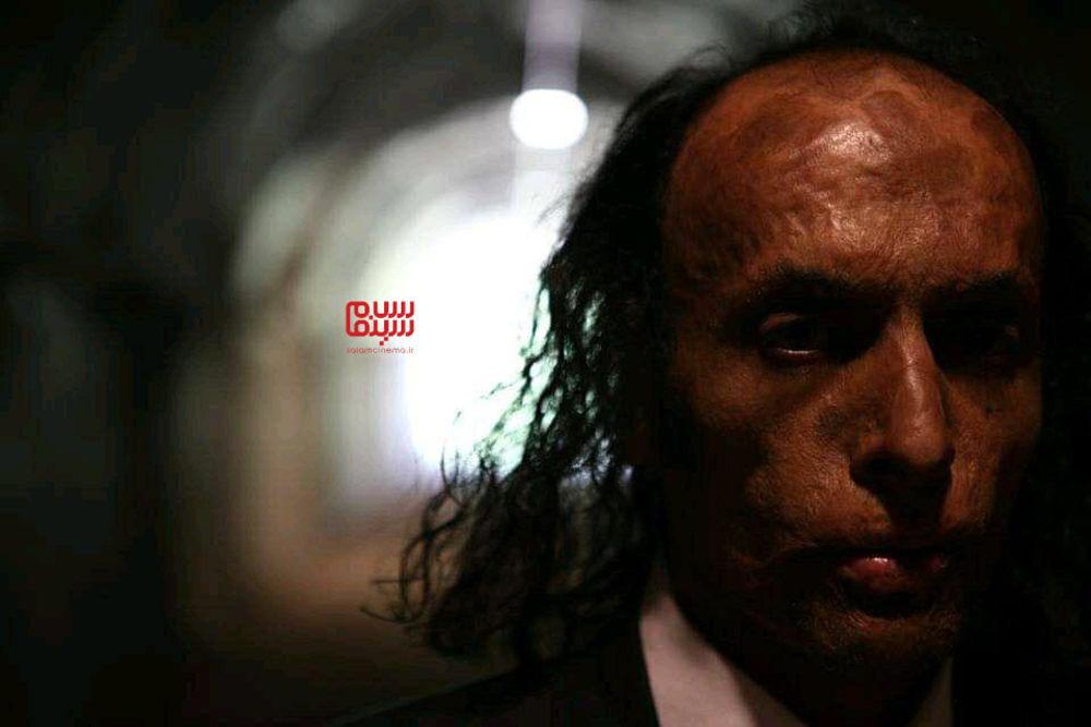 داود محمدآبادی در فیلم «تونل»