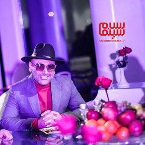 امین حیایی، امیر آقایی و مهدی کوشکی در پشت صحنه سریال «آقازاده»