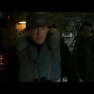 تام هنکس در فیلم «سگ تازی» (Greyhound)