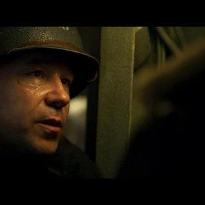 استیون گراهام در فیلم «سگ تازی» (Greyhound)