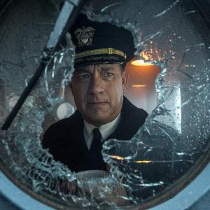 تام هنکس در فیلم سینمایی «سگ تازی» (Greyhound)