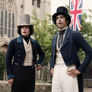 آنورین برنارد در فیلم «تاریخچه شخصی دیوید کاپرفیلد» (The Personal History of David Copperfield)