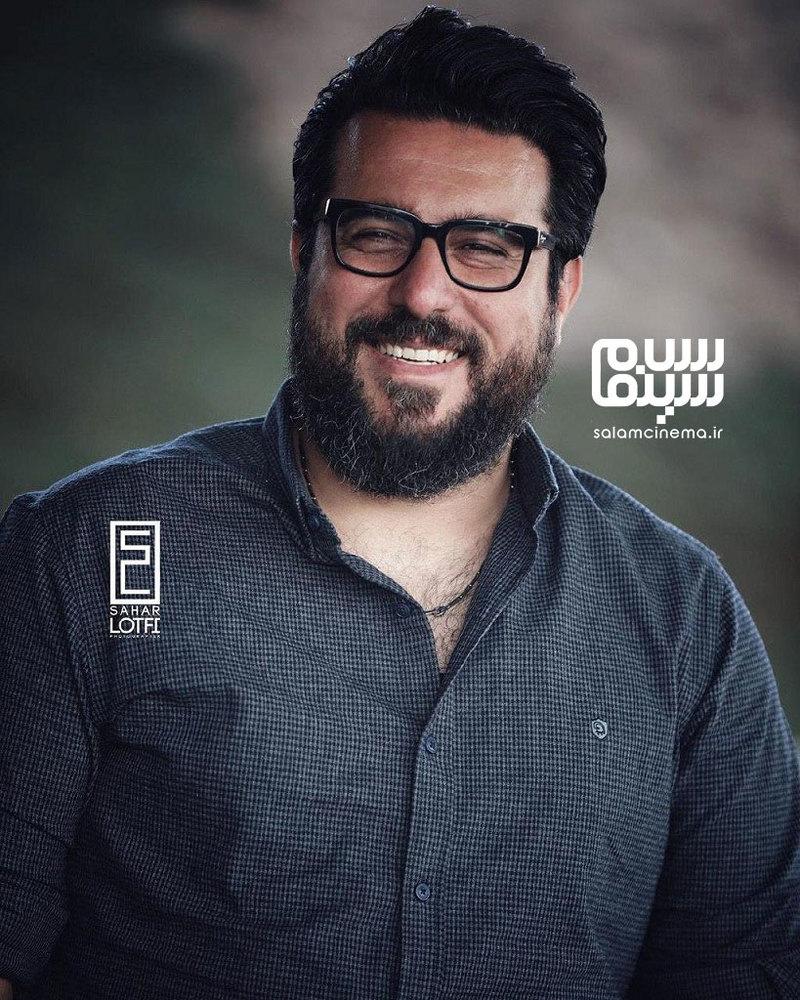 محسن کیایی در نشست خبری سریال نمایش خانگی «هم گناه»
