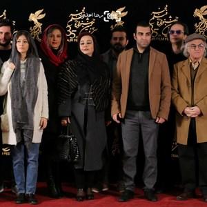 اکران فیلم سینمایی «خفه گی» در سی و پنجمین جشنواره فیلم فجر