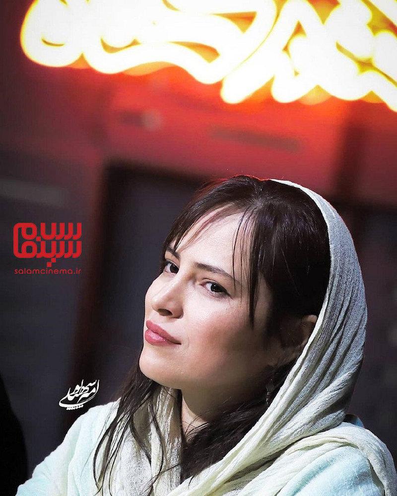 نمایی از نشست خبری سریال «هم گناه» با حضور شیرین اسماعیلی