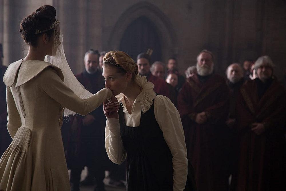 الیزابت دبیکی در فیلم «مکبث» (Macbeth)