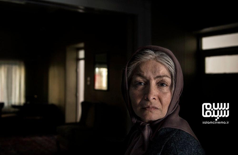 روشنک سه قلعهگی در فیلم «امیر»