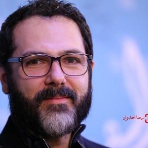 کوروش تهامی در نشست خبری «رگ خواب» در سی و پنجمین جشنواره فیلم فجر
