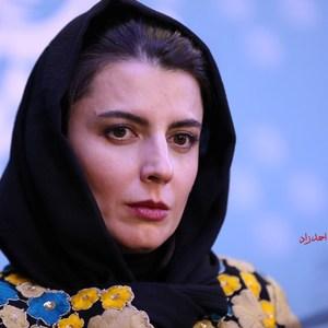 لیلا حاتمی در نشست خبری فیلم «رگ خواب» در جشنواره فیلم فجر35