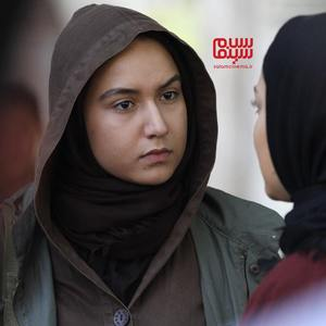 مینا دلشاد در سریال «گمشدگان»