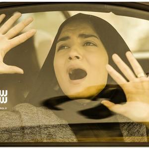 پردیس پورعابدینی در قسمت ۱ سریال «آقازاده»