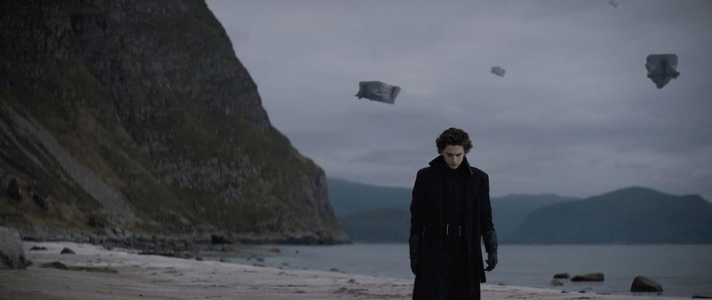 تیموتی شَلِمِی در فیلم «تل ماسه» (Dune)
