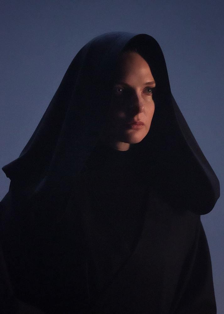 ربکا فرگوسون در فیلم «تل ماسه» (Dune)