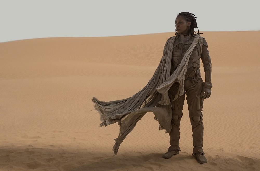 شارون دانکن بروستر در فیلم «تل ماسه» (Dune)