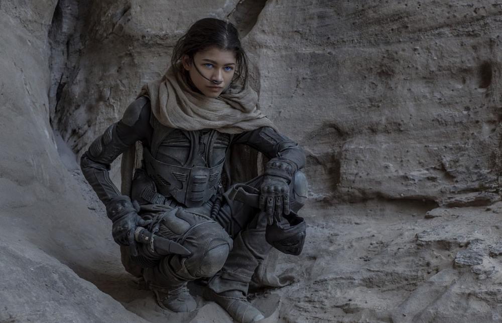 زندیا کلمن در فیلم سینمایی «تل ماسه» (Dune)