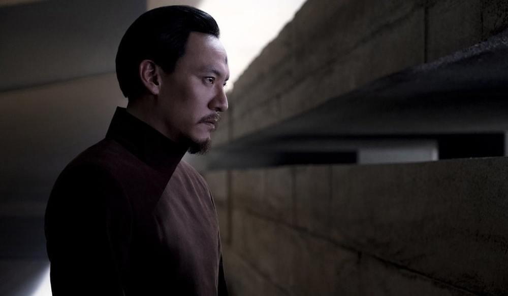 چانگ چن در فیلم «تل ماسه» (Dune)