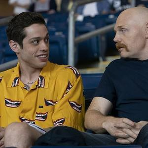 پیت دیویدسون و بیل بر در فیلم «پادشاه استتن آیلند» (The King of Staten Island)