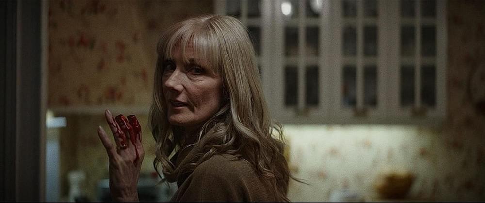 جولی ریچاردسون در فیلم «رنگ خارج از فضا» (Color Out of Space)