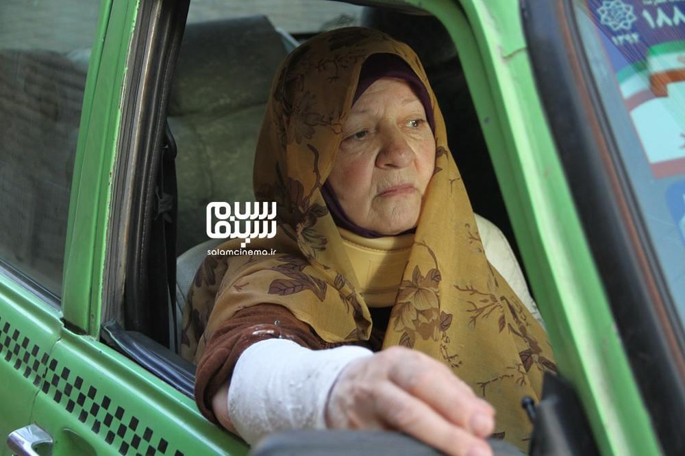 رابعه مدنی در فیلم «خانه دیگری»