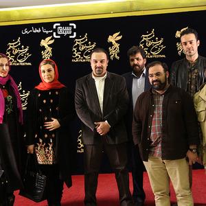 اکران فیلم «اشنوگل» در سی و پنجمین جشنواره فیلم فجر