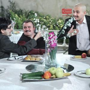 امیر کاظمی، سید مسعود حسینی و مهدی دانایی مقدم در فصل دوم سریال «لیسانسه ها»