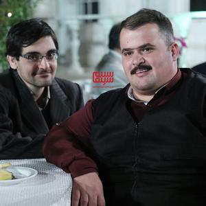 سید مسعود حسینی و مهدی دانایی مقدم در فصل دوم سریال «لیسانسه ها»