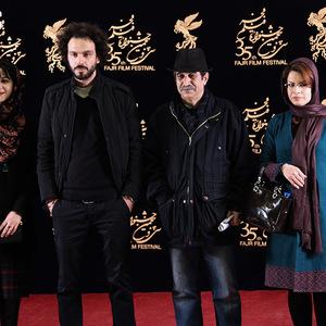 اکران «ترومای سرخ» در سی و پنجمین جشنواره فیلم فجر