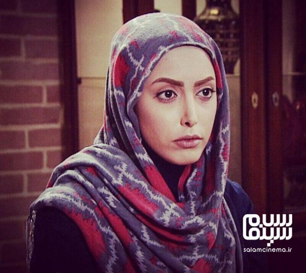 ساناز طاری در سریال «شمعدونی»