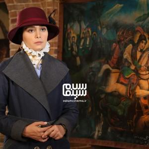 دیبا زاهدی در سریال تلویزیونی «بوم و بانو»