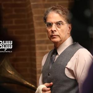 مهدی احمدی در سریال تلویزیونی «بوم و بانو»