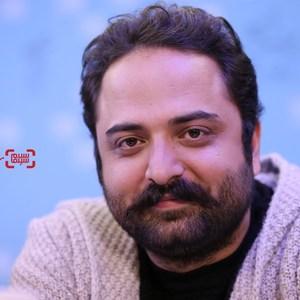 بابک بهشاد در نشست خبری فیلم «ایستگاه اتمسفر» در سی و پنجمین جشنواره فیلم فجر
