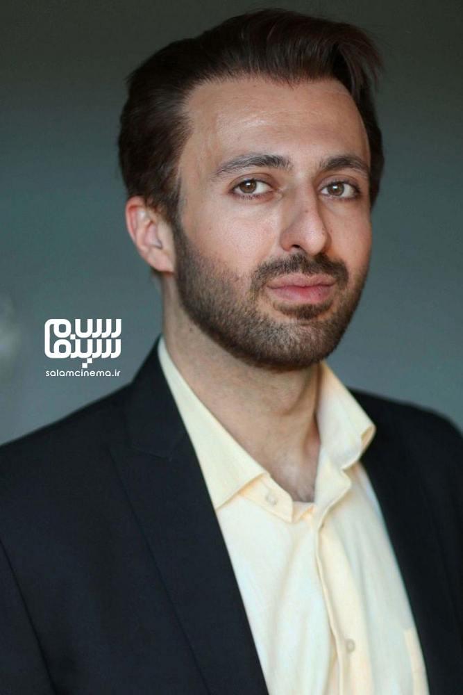 حسام محمودی در سریال «باخانمان»