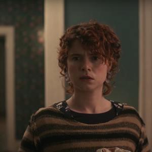 جسی باکلی در فیلم سینمایی «من به پایان دادن به اوضاع فکر می کنم» (I'm Thinking of Ending Things)