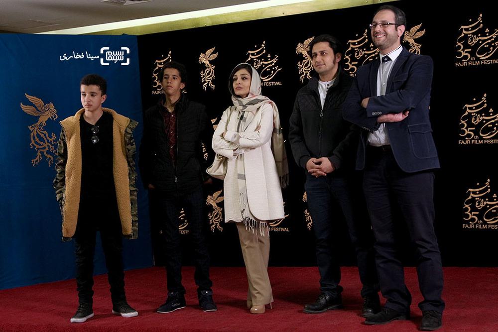 اکران فیلم «بیست و یک روز بعد» در سی و پنجمین جشنواره فیلم فجر