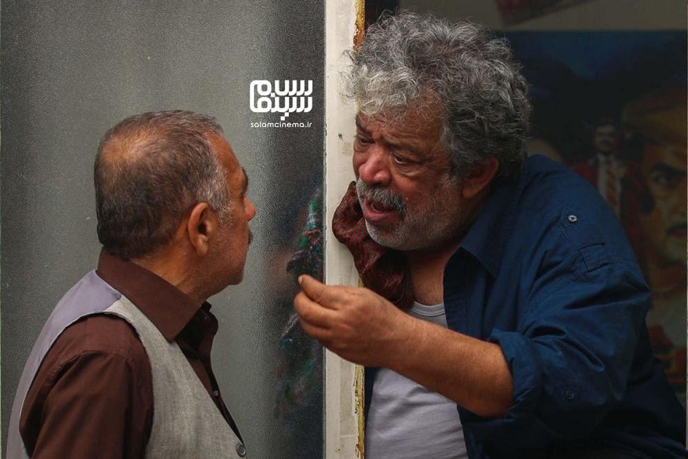 حسن پورشیرازی در سریال تلویزیونی «باخانمان»