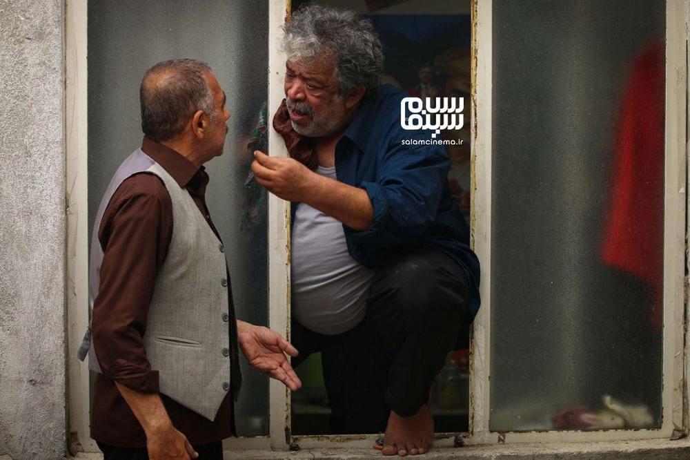 حسن پورشیرازی در «باخانمان»