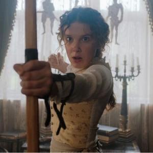 میلی بابی براون در فیلم سینمایی «انولا هولمز» (Enola Holmes)