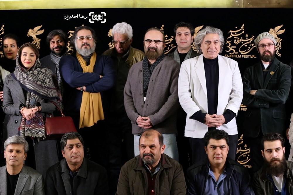 اکران فیلم «بن بست وثوق» در سی و پنجمین جشنواره فیلم فجر