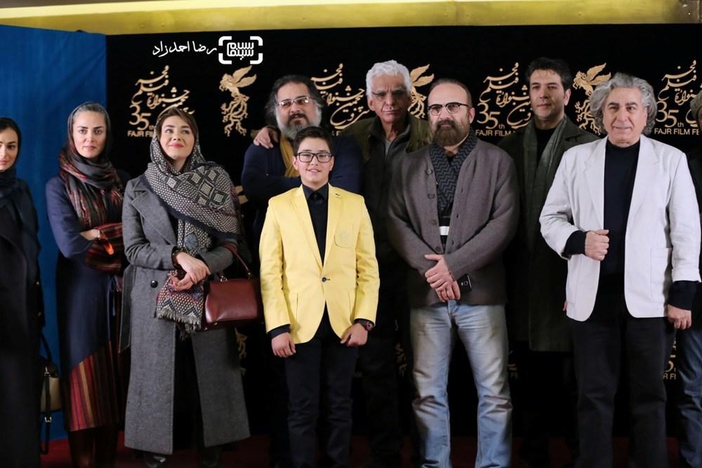 اکران «بن بست وثوق» در سی و پنجمین جشنواره فیلم فجر