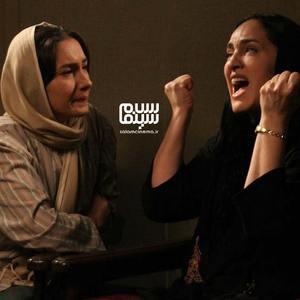 رویا نونهالی و هانیه توسلی در فیلم «عصر جمعه»