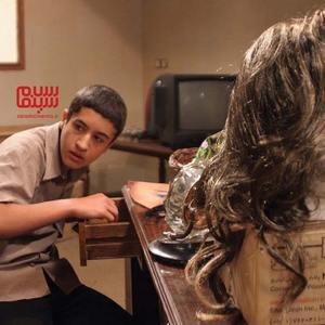 مهرداد صدیقیان در فیلم «عصر جمعه»