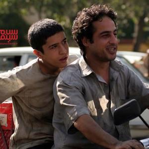 رامین راستاد و مهرداد صدیقیان در فیلم «عصر جمعه»