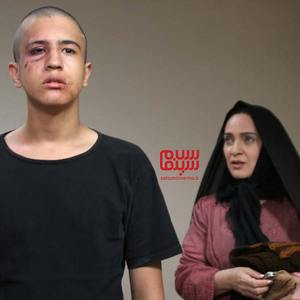 رویا نونهالی و مهرداد صدیقیان در فیلم «عصر جمعه»