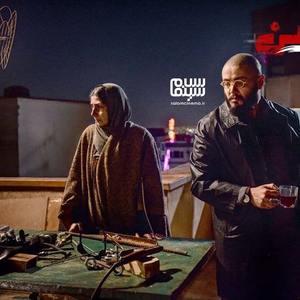 مهران رنجبر و بهار نوحیان در فیلم «شاهین»