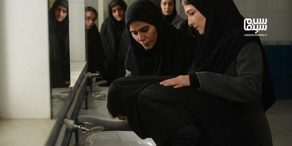 سحر دولتشاهی در فیلم سینمایی «خط فرضی»