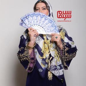 فریبا نادری در شب سوم «شام ایرانی»