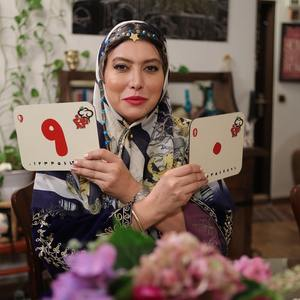فریبا نادری در شب سوم رئالیتی شوی «شام ایرانی»